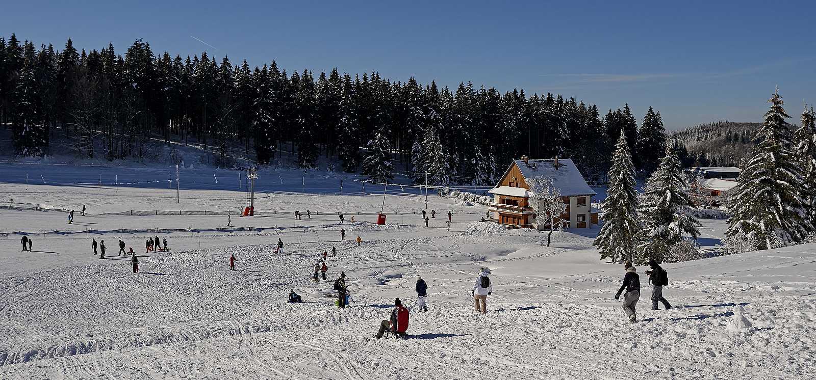 Station de ski du Champ du Feu