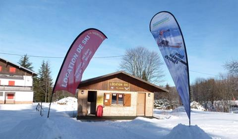 Location de ski La Serva