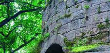 Pleasure trails: Salm, un château vivant