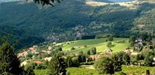 The castle of La Roche