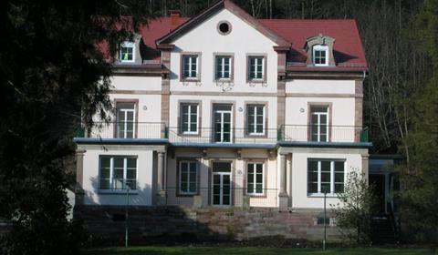 Les demeures d'industriels de la Vallée de la Bruche