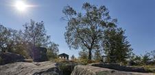 Le sentier archéologique du Donon