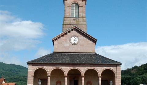 Eglise Saint-Vincent à Ranrupt