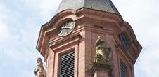 The Saint-Georges church