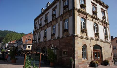 Médiathèque à Schirmeck