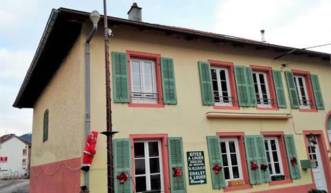 Location Clémentine - le gîte