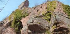 Sommer Entdeckungspfade: À la découverte du Château de Guirbaden