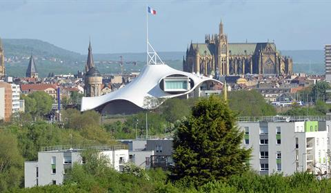 Crédit photo : Philippe Gisselbrecht-Ville de Metz