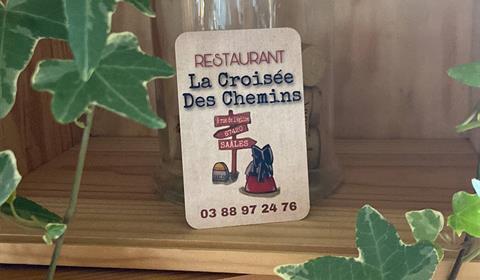 Restaurant La croisée des chemins