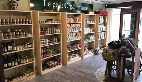 Le Petit Organic Store