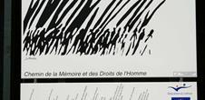 Chemin de la Mémoire et des Droits de l'Homme