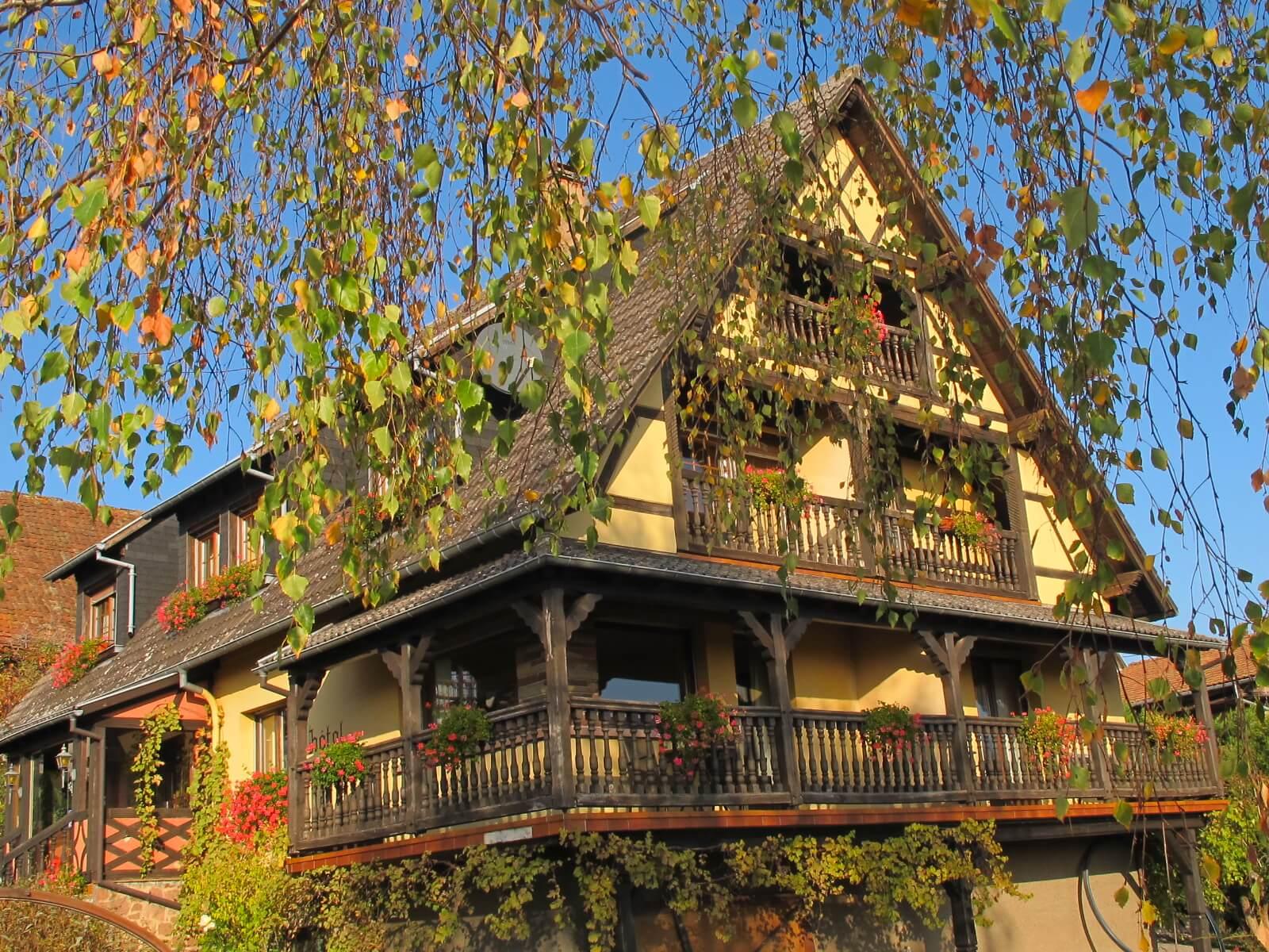 Hôtel Restaurant 'Emmebuckel Faller'