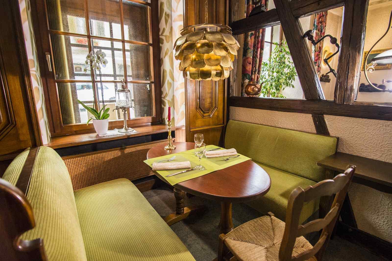 Restaurant 'Au Boeuf Rouge'