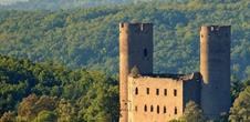 Die Burg Haut-Andlau