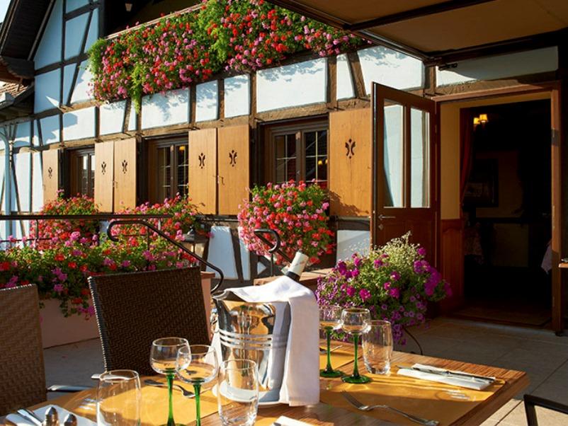 Restaurant 'Emmebuckel Faller'