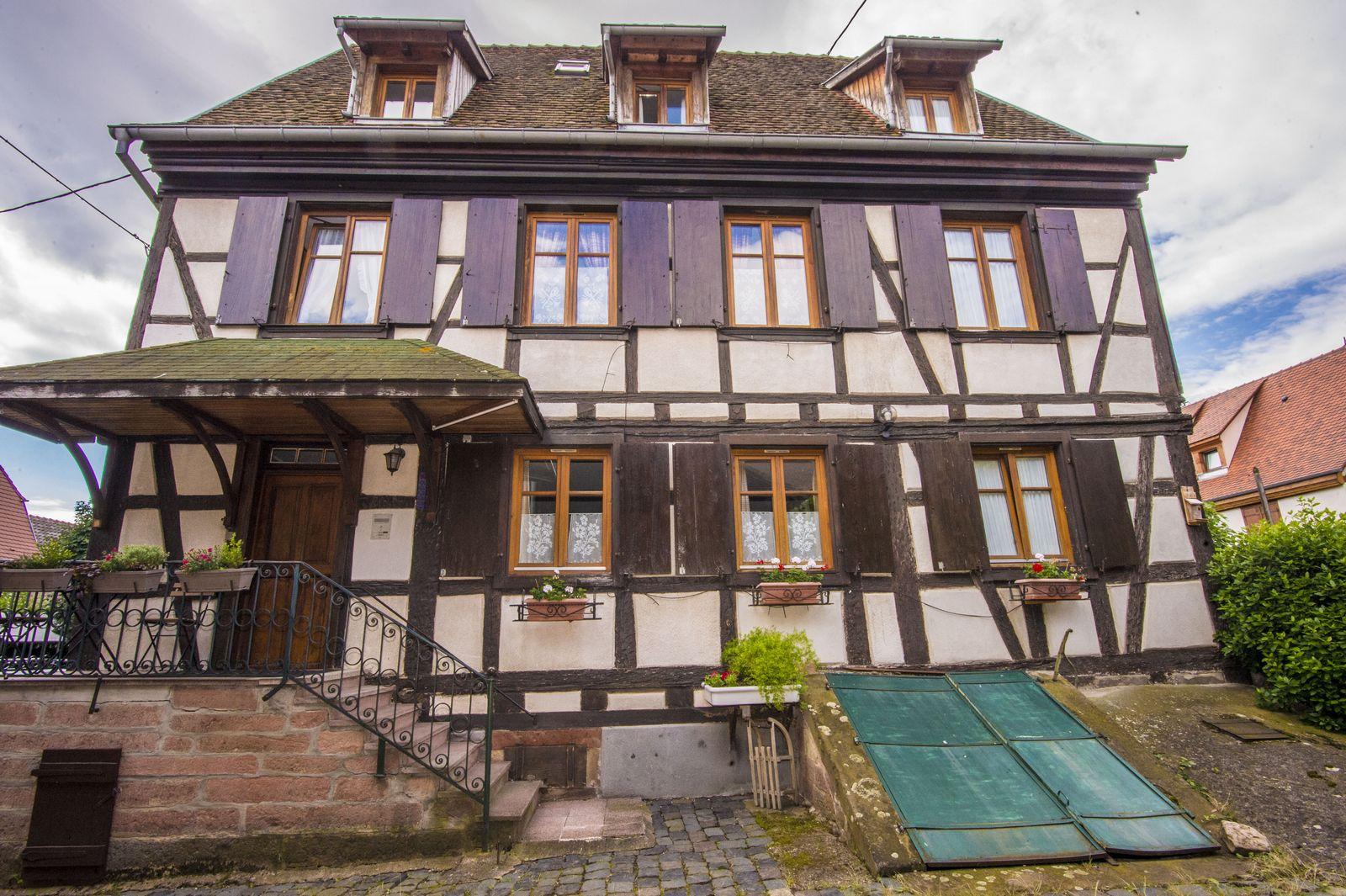 Holiday apartment Le Romantique - A la Cour Zaepffel