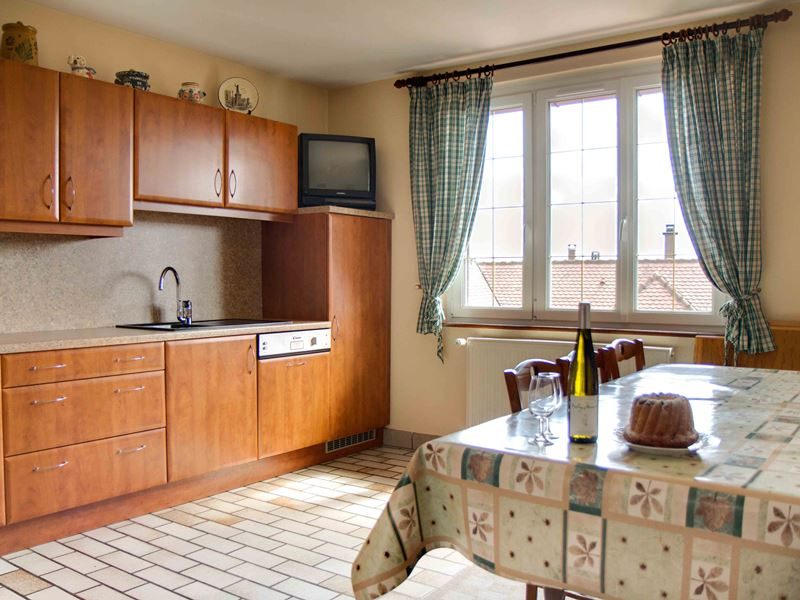 Holiday apartment DERENDINGER - Frühmess