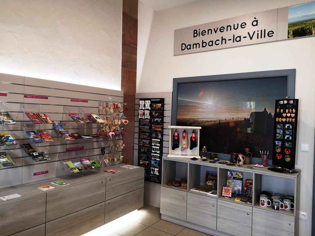 Office de tourisme du pays de barr bureau dambach la ville