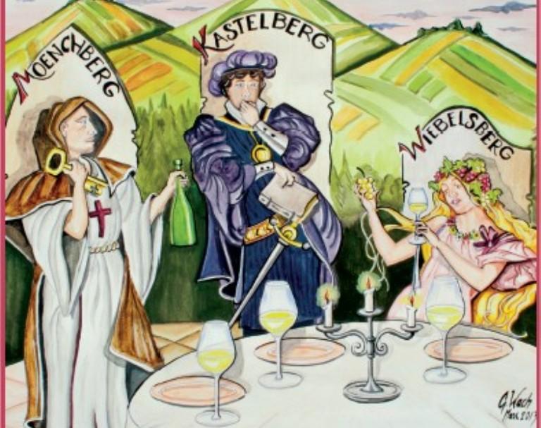 Fête du vin et plaisirs gastronomiques