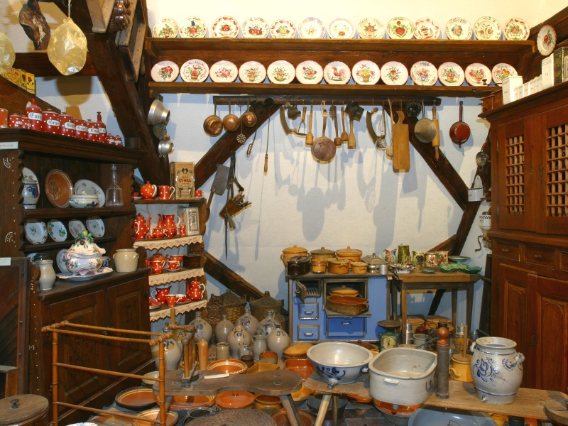 Gingerbread and alsatian folk art Museum