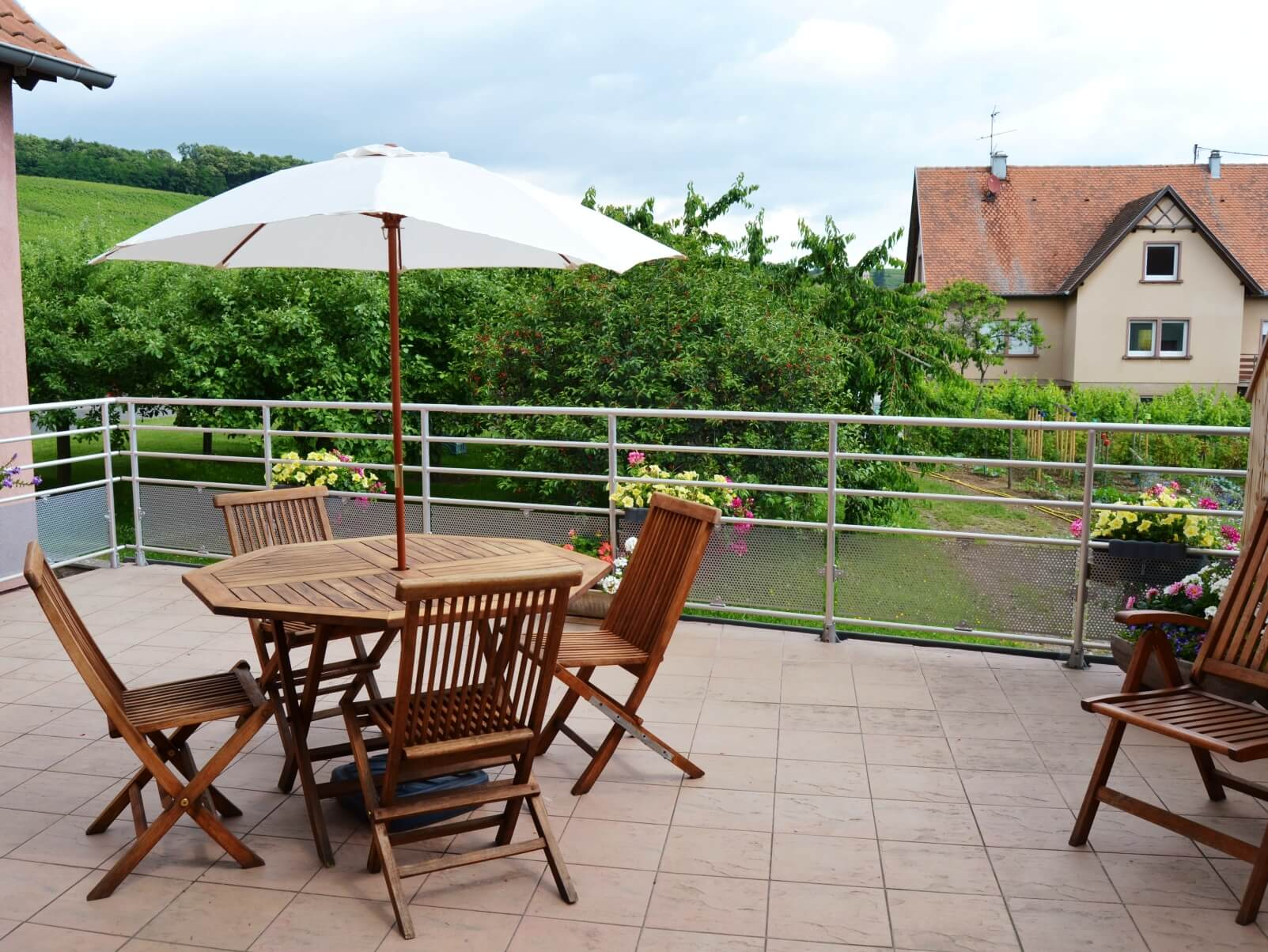 Holiday apartment BINNERT-BADER Cathy - Zellberg