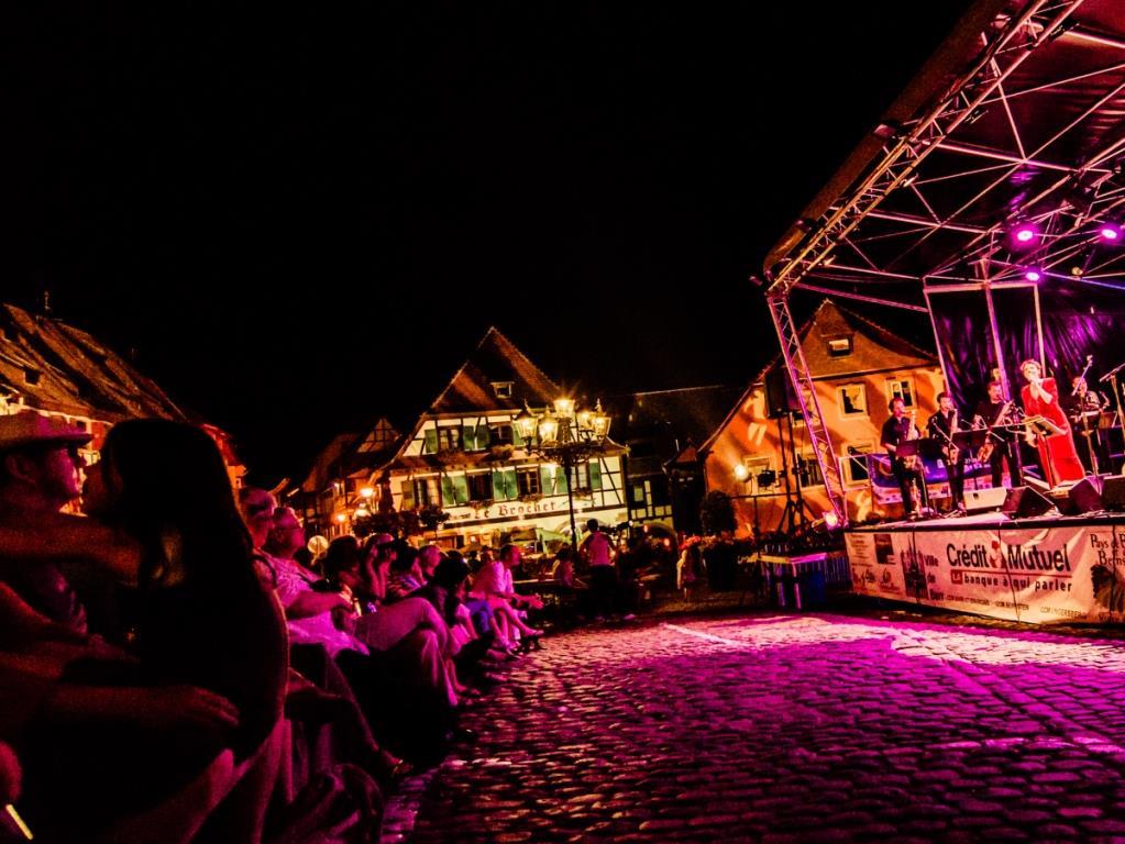 Festival Clair de Nuit © Pays de Barr