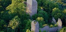 Au temps des chevaliers : Le château du Landsberg