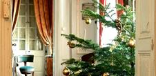 Christmas time at the museum La Folie Marco