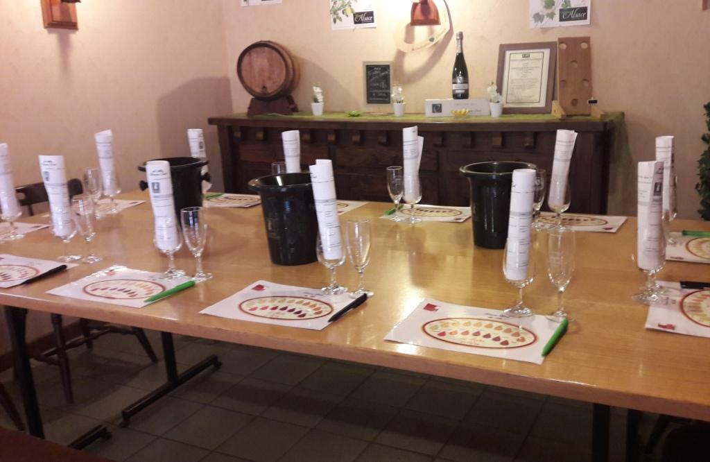 Oenology Workshop