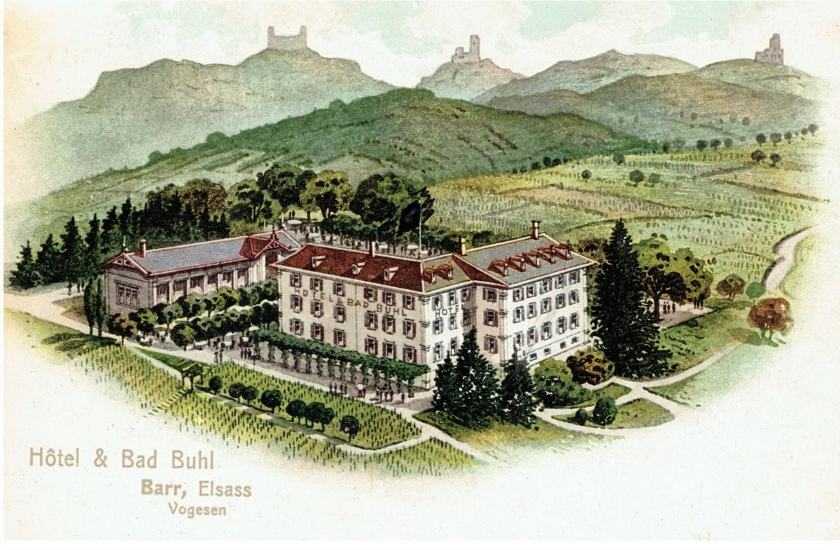 © Société d'Histoire et d'Archéologie de Dambach Barr Obernai