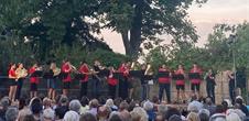 Mittelcuivrheim stage et festival