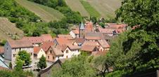 Alsace, its history and vineyard