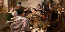 Atelier vin & peinture - 3ème séance