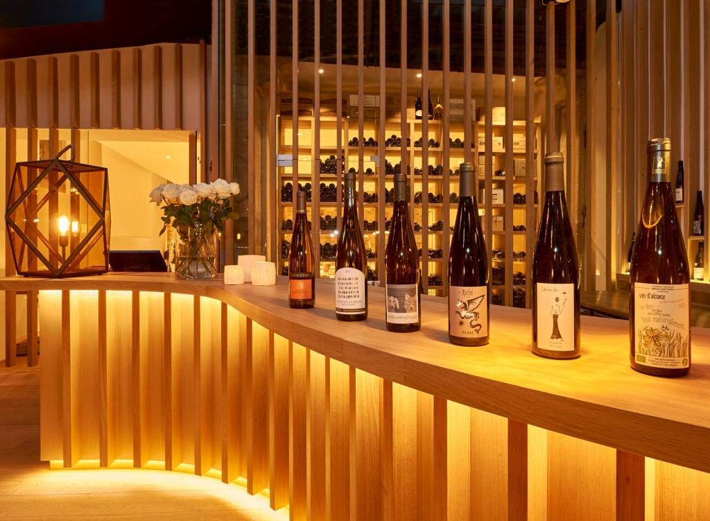 Soirée Accord Mer & Vins