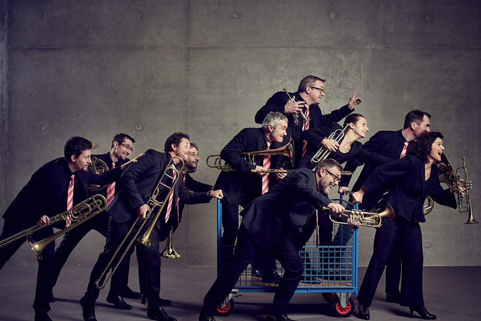 Mittelcuivrheim festival de musique : Wonder Brass Ensemble