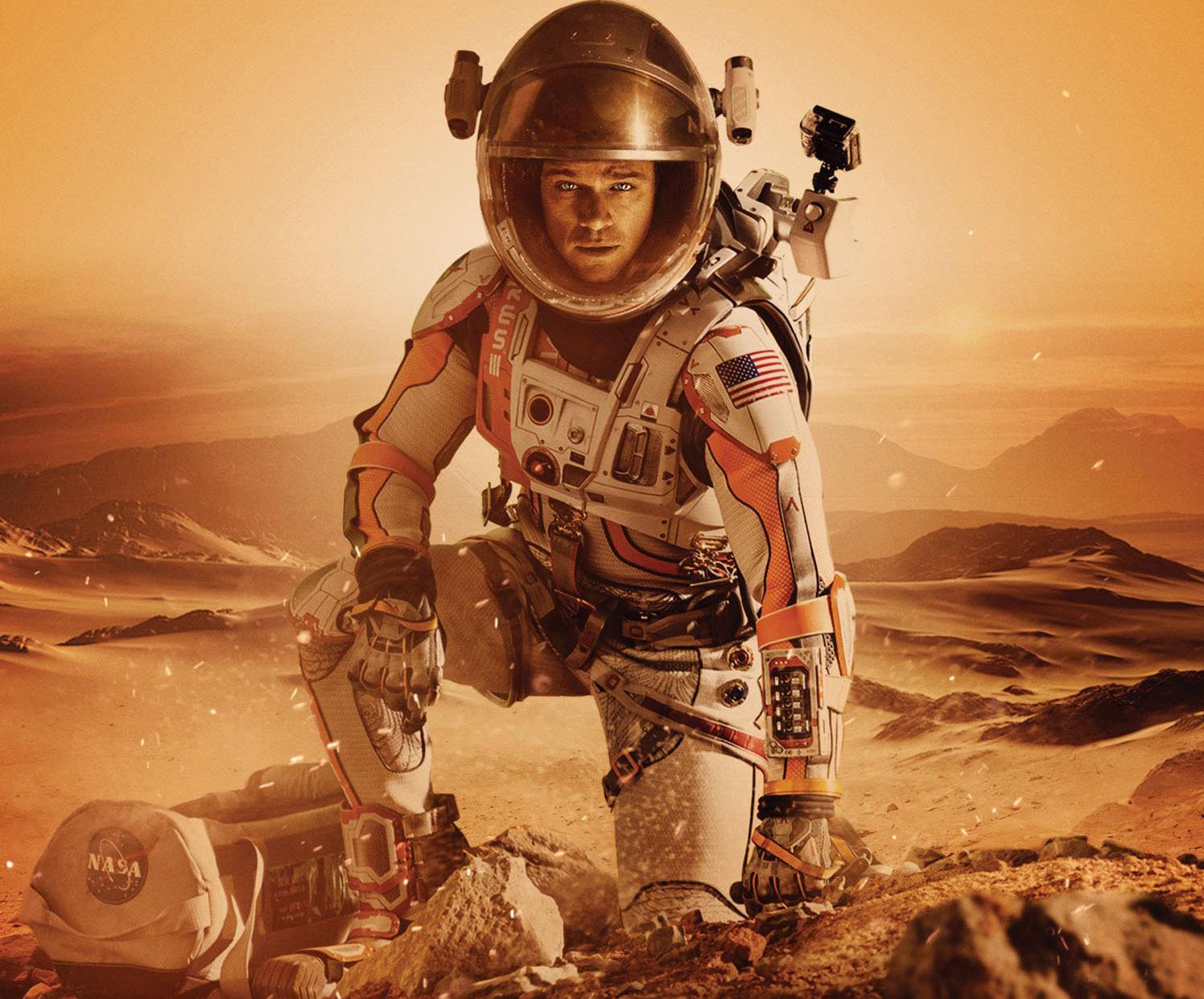 Seul sur Mars de Ridley Scott : Ciné-débat