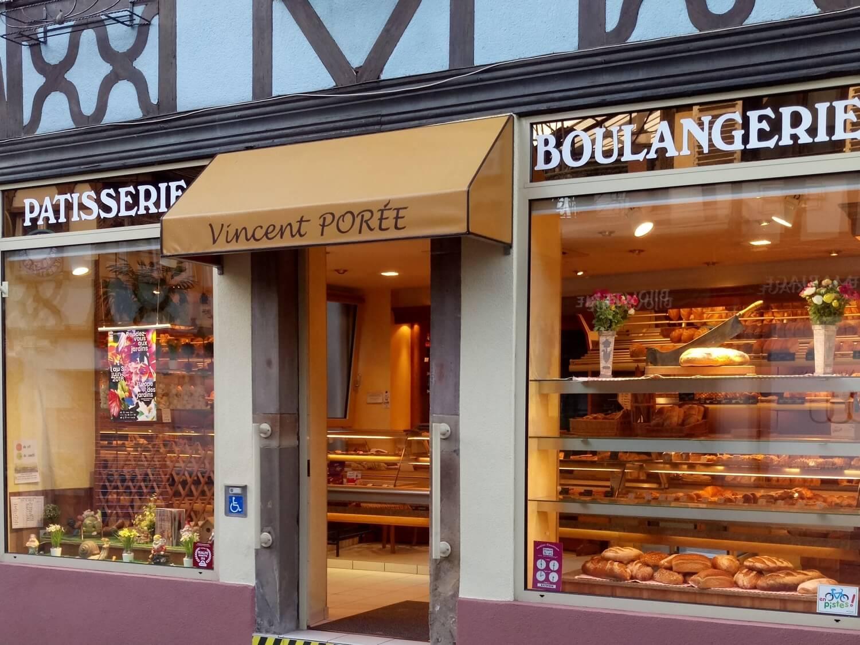 Boulangerie Pâtisserie Vincent Porée - Barr