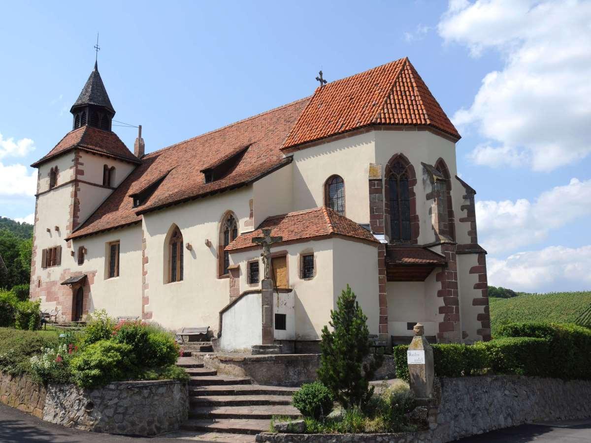 Dambach-la-Ville, cité médiévale