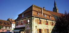 Gertwiller, capital of gingerbread