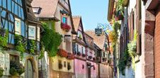 Heiligenstein, home of the Klevener grape
