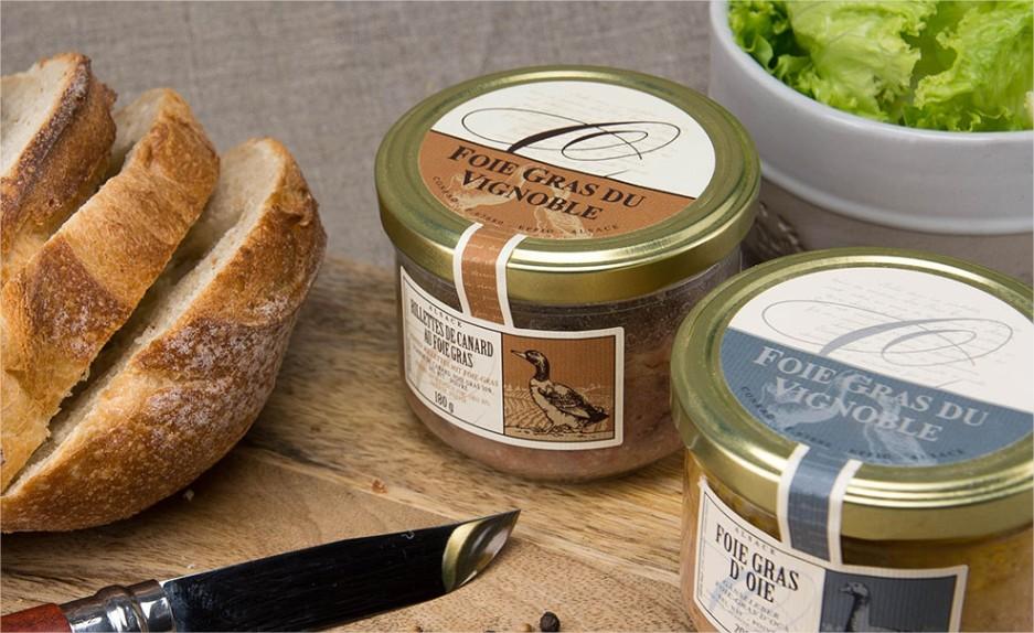 © Foie gras du vignoble