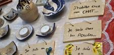 Markt der Keramikkünstler