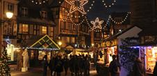 Christmas market - Place des Dominicains