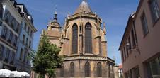 Collégiale Saint-Martin, détails (OT Colmar)