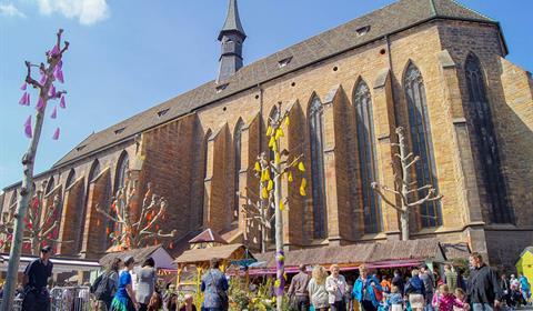 L'église des Dominicains (OT Colmar)