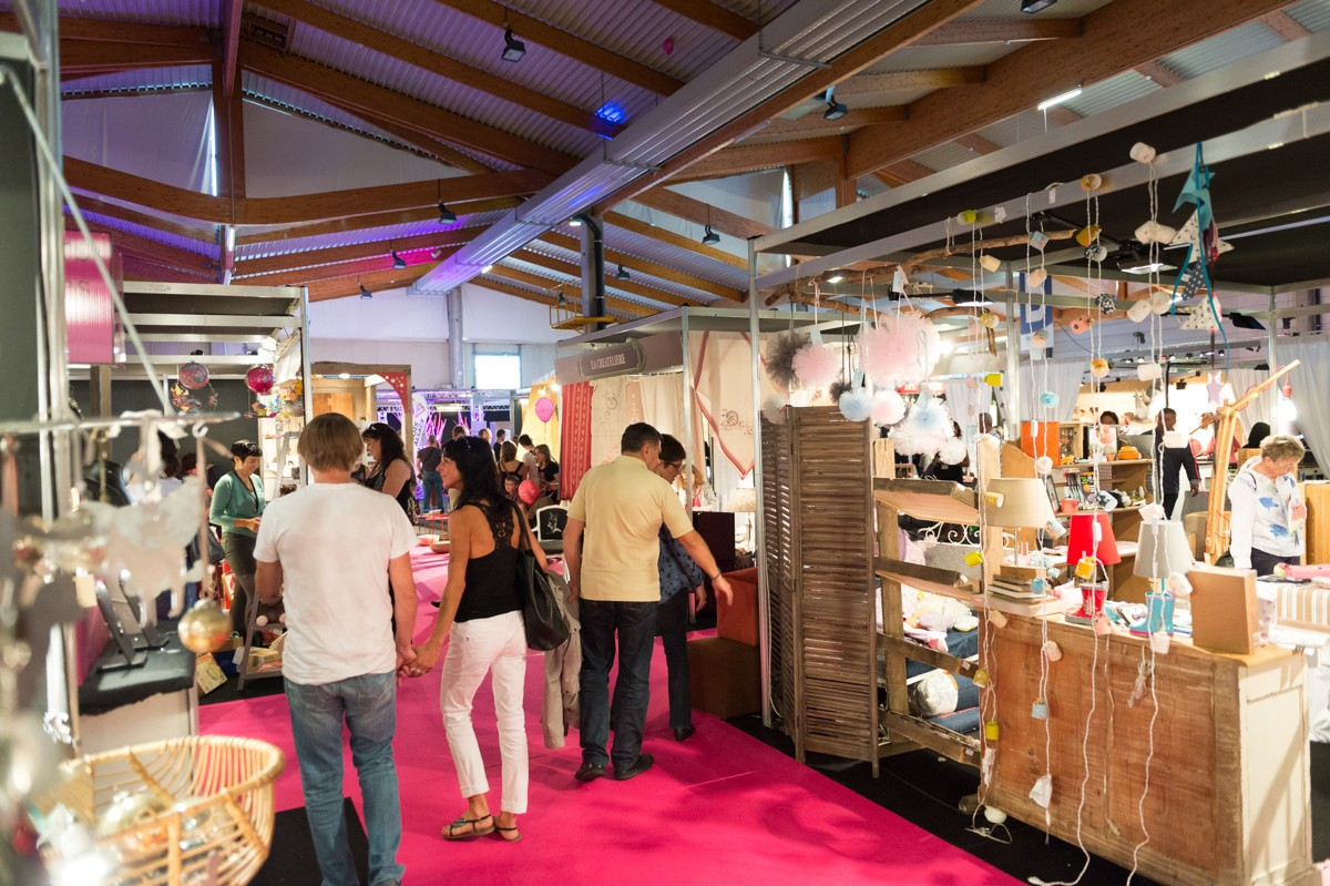 House and decoration exhibition - Colmar
