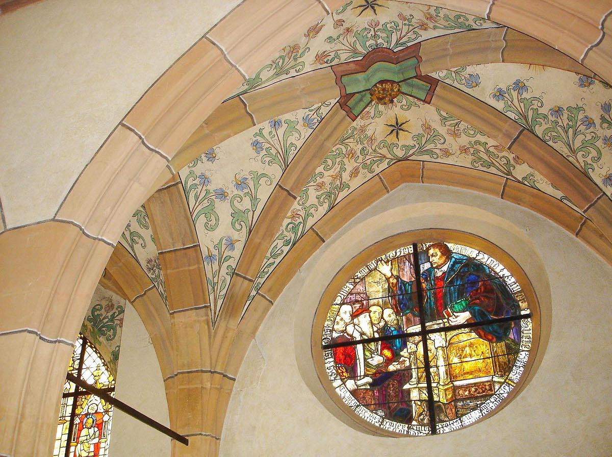 Saint Matthieu Church