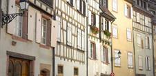 Quartier des Tanneurs et collégiale Saint-Martin (OT Colmar)