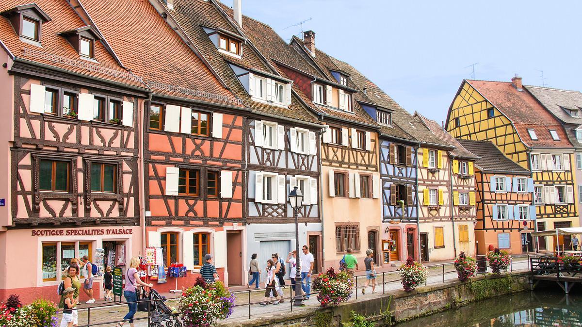 Colmar alsace france tourist office discover - Colmar office de tourisme ...
