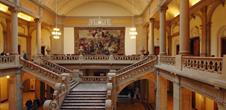 Intérieur de la cour d'appel (source : http://www.justice.gouv.fr/)
